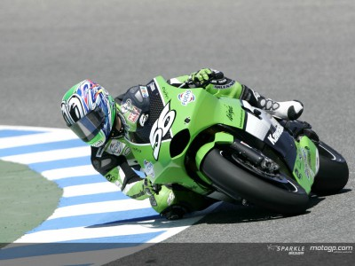 Nakano goes solo to defend Kawasaki at Estoril