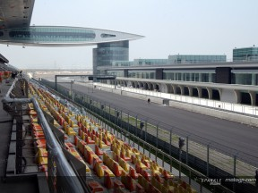 A first look at the Shanghai circuit