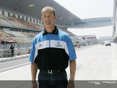 Van den Goorbergh moves from Supersport to MotoGP in one week