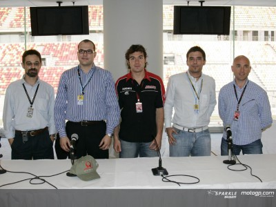 D'Antin MotoGP team presents new sponsors