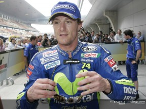 Gibernau: '…Everything will be back to normal soon...'
