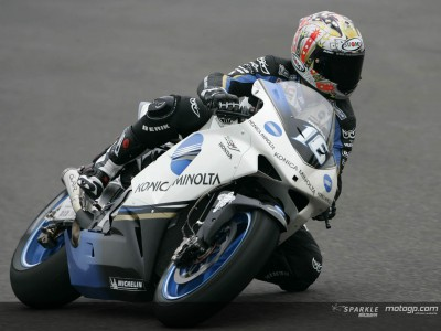 VD. Goorbergh takes sixth in debut – the biggest surprise yet of 2005