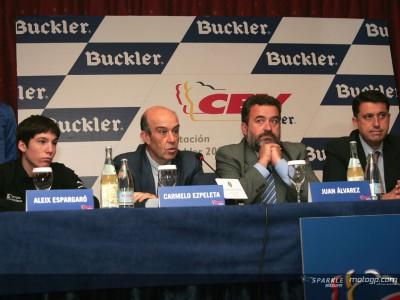 Presentado el CEV Buckler 2005