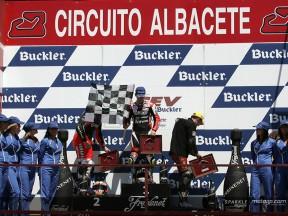 Tizón, Silva y Sáez ganan en el CEV Buckler de Albacete