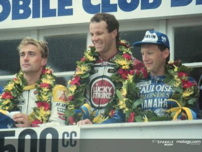Mamola revient sur la première victoire de Yamaha au Mans