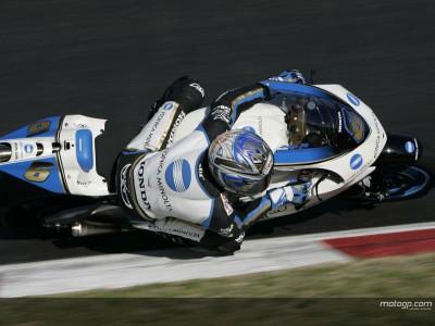 Tamada für den Le Mans GP bestätigt
