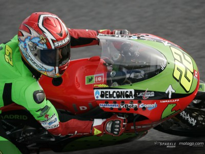 Nieto to mark his 100th GP in France