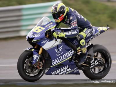 Rossi decidido a mejorar su racha de resultados en Le Mans
