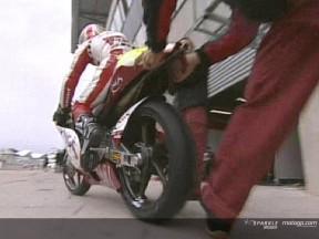 Kallio takes the provisional pole at Le Mans