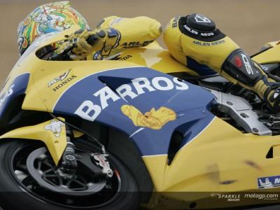 Barros passe entre les gouttes