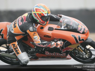 Talmacsi fastest again in second free practice