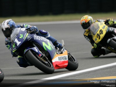 Pedrosa wins at Le Mans and regains his Championship lead