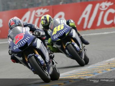 Yamaha: Doppelpodium in Le Mans