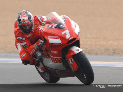 MotoGP teams wrap up at le Mans