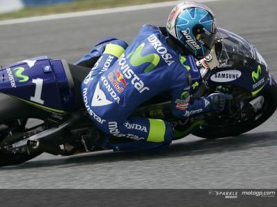 Pedrosa equals the Rossi record