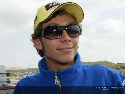 Rossi, du podium à la chaire