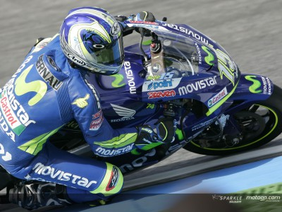 Can Gibernau strike it to Rossi at home?