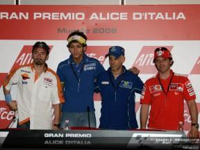 MotoGP fever rising at Mugello