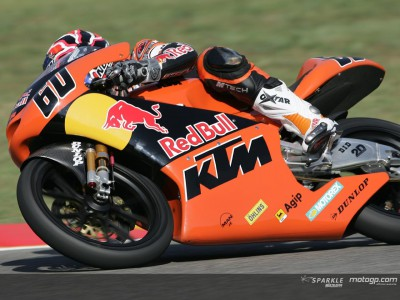 KTM on top before final qualifier