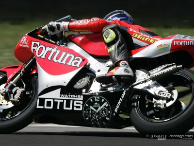 Lorenzo turns up the heat at Mugello