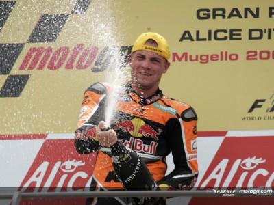 Talmacsi über seinen ersten GP Sieg