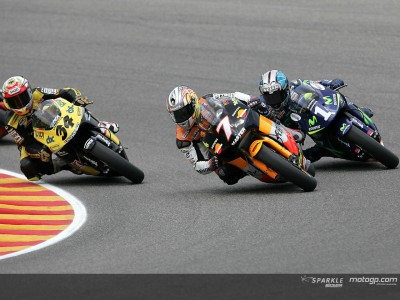 Pedrosa looking for a hat-trick