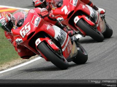 Ducati prueba nuevos componentes antes de Catalunya