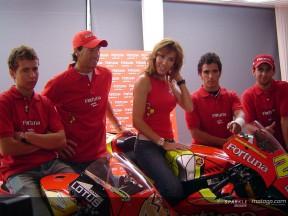 Fortuna Racing präsentiert neues Aussehen in Barcelona