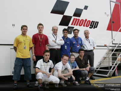 MotoGP apprentices thrilled to be at Montmeló