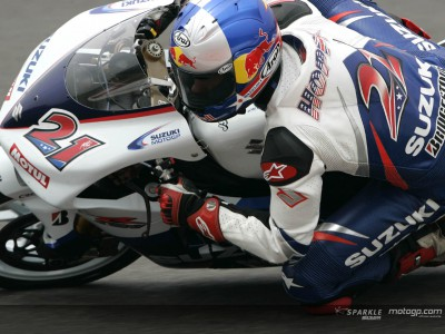 Suzuki announces sponsorship deal with Red Bull for Laguna Seca