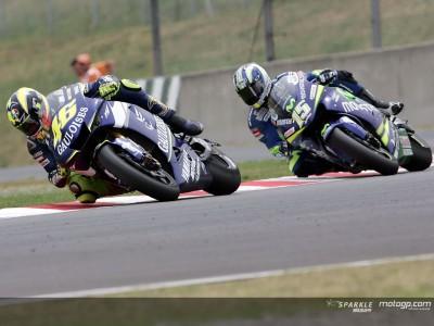 Gibernau sigue por delante de Rossi en el Trofeo BMW