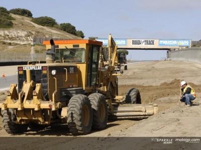 El circuito de Laguna Seca recibe la homologación de la FIM
