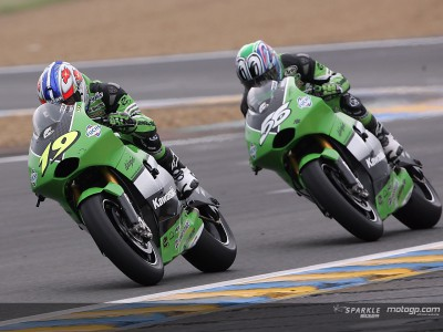 Kawasaki team up with Trinicom
