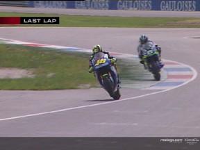 GP Holanda 04: Rossi recuperaba el liderato en Assen