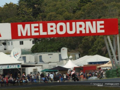Polini becomes title sponsor for Australian MotoGP round