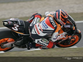 Biaggi and Hayden look forward to a positive weekend