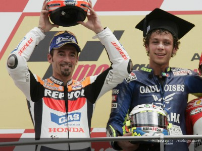 Rossi, Biaggi and Gibernau among greatest rivals of all-time