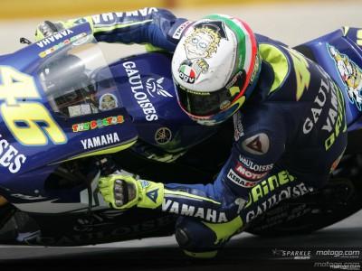Rossi, una parabola di record