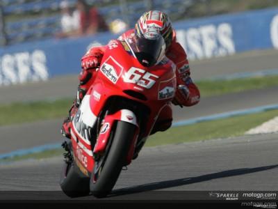 Capirossi signals Ducati revival at Assen