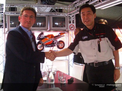 Repsol signs two-year deal with HRC