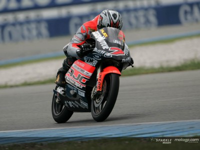 Masbou steps up the pace at Assen