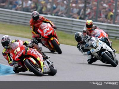 Mehr Punkte für die Fortuna Yamaha Fahrer
