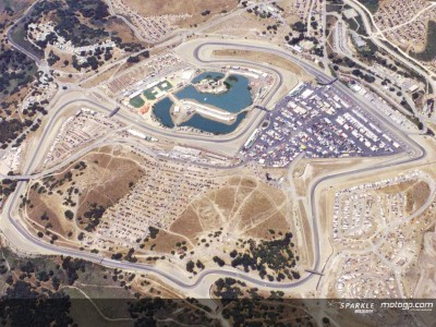 Laguna Seca announces time schedule for Red Bull USGP
