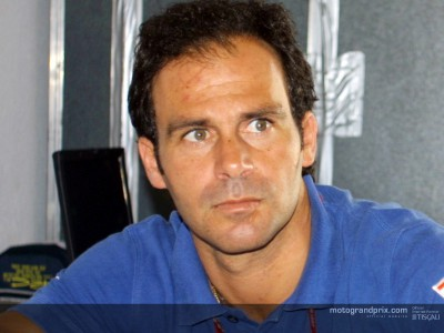 Alberto Puig rememora su última carrera en Laguna Seca