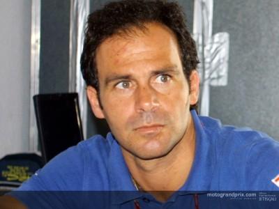 Alberto Puig recalls his last race at the Mazda Raceway