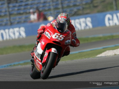 The Ducati boys keen on US comeback