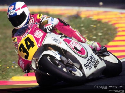 MotoGP Legends set to duke it out again