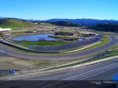 Weekend tickets sold out for Laguna Seca