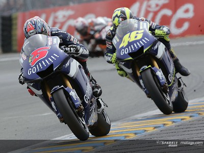 Yamaha prepare for an important weekend in the US