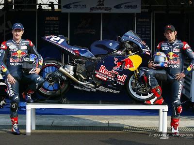 Máxima ilusión en el equipo Red Bull Suzuki